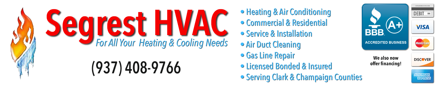 Segrest HVAC – Heating and Cooling